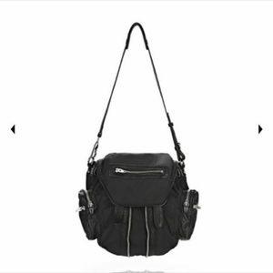 Alexander Wang large black nylon Marti $625